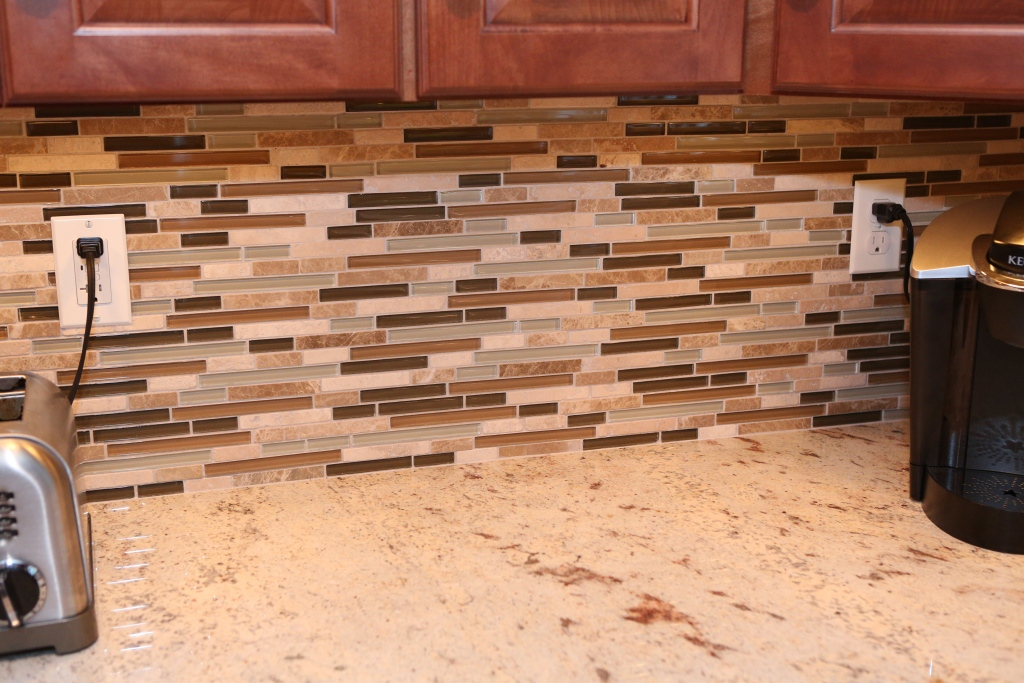 backsplash glass tiles