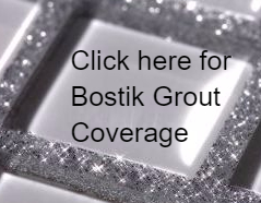 Bostik Dimension Grout Coverage Silver