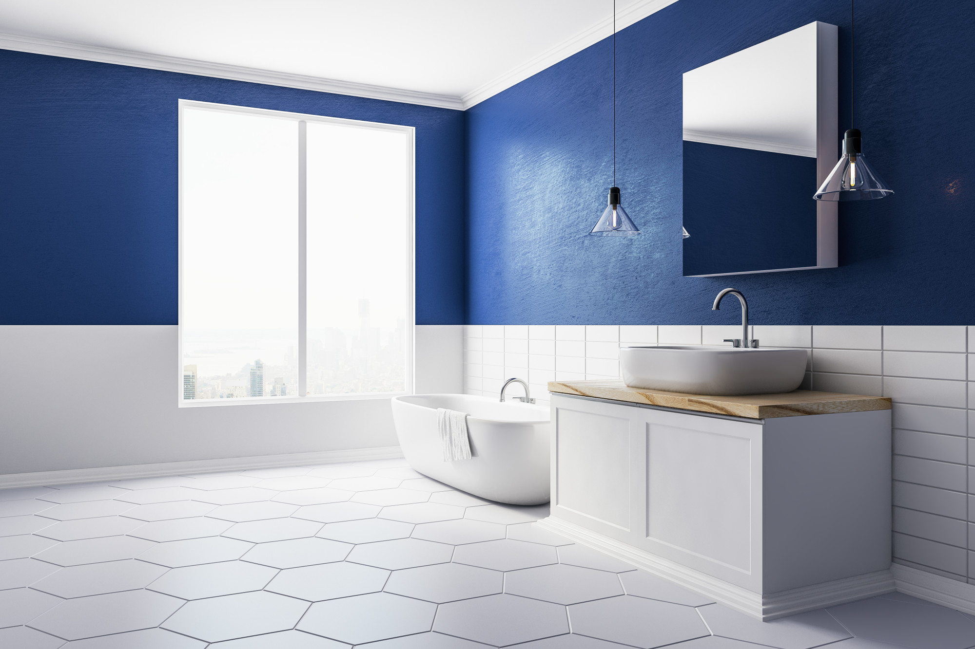 Ceramic Tile for Bathroom Floors BELK Tile