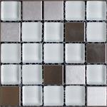 Glass and Metal Tiles