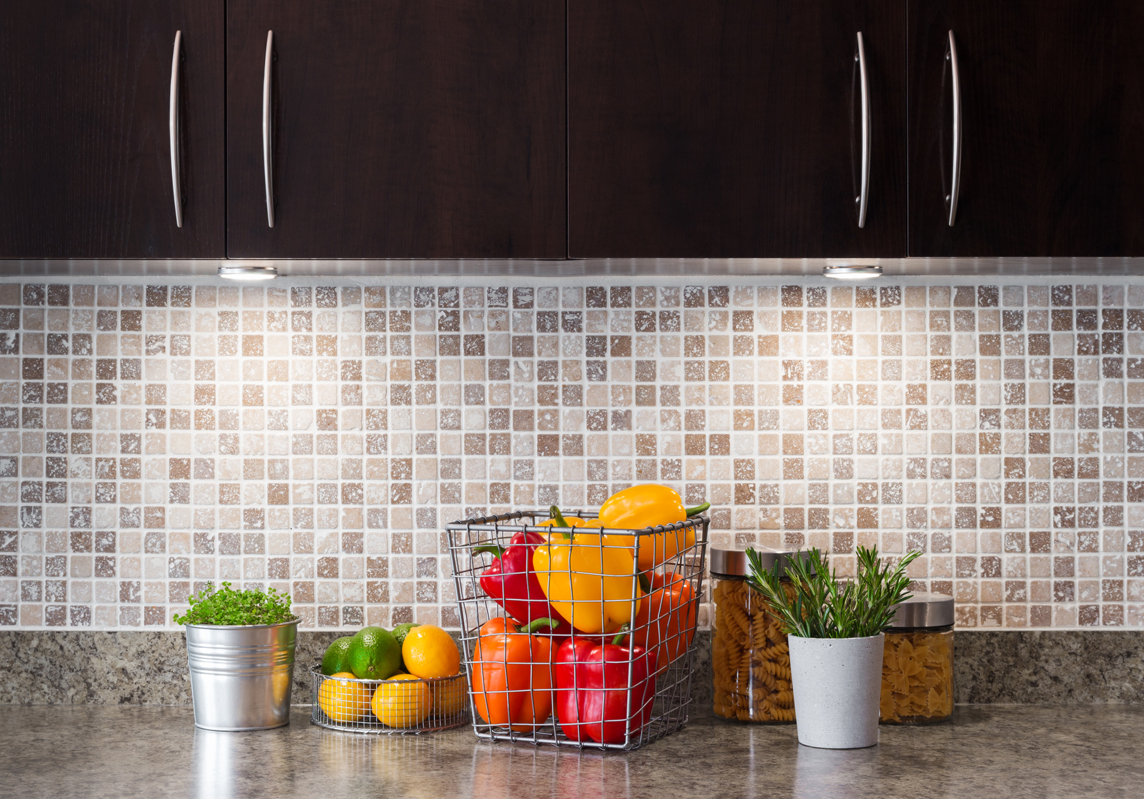 Glass Subway Tiles How To Make A Little Kitchen Feel Bigger Belk Tile
