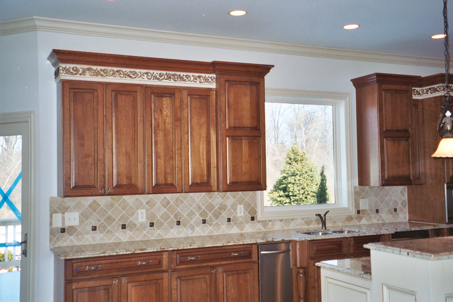 - Where To End Kitchen Backsplash Tiles - BELK Tile ~ Adding Style